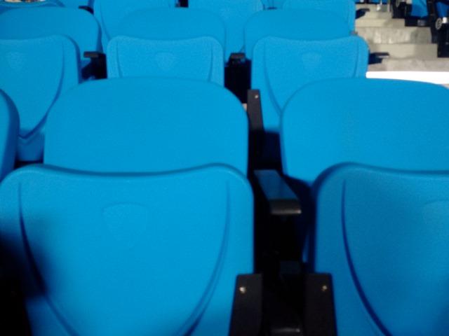 等々力陸上競技場椅子川崎フロンターレ座席SSメイン