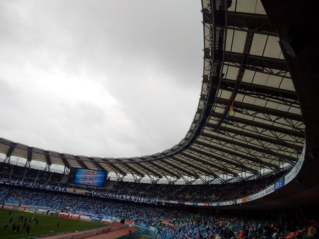 エコパスタジアム雨屋根濡れない濡れる