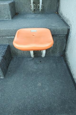 競技場座席
