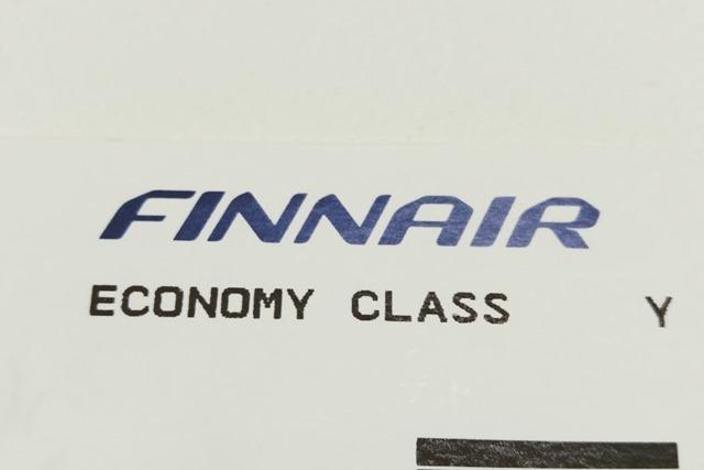 Finnairチケット