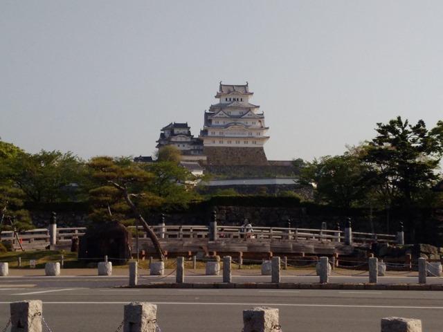 姫路城朝空いてる