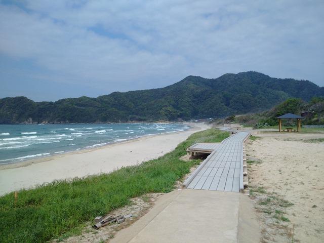 東浜海岸遊歩道