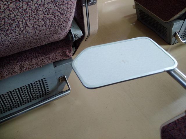 京都丹後鉄道テーブル