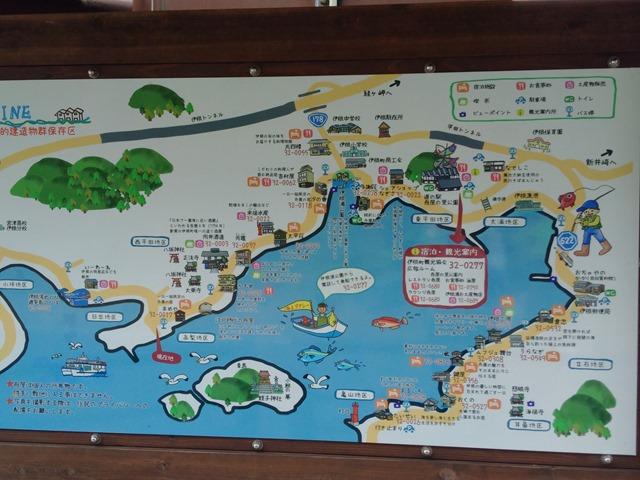 伊根町地図