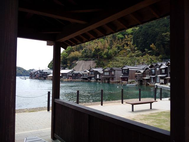伊根町舟屋散歩感想