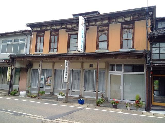 高田市和洋折衷建物