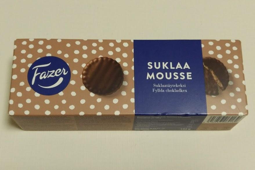 Fazerのチョコレートクッキー