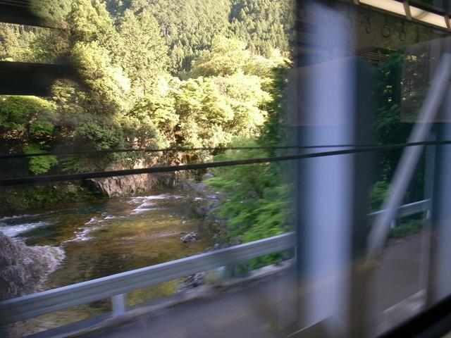 飯田線車窓