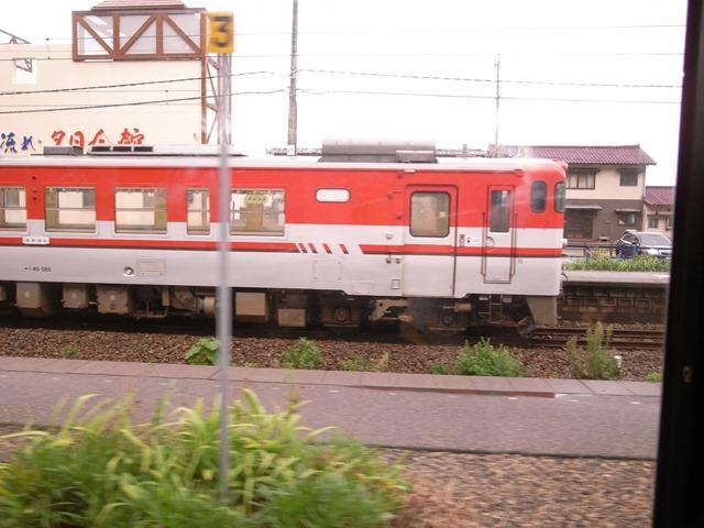 ローカル線赤新潟山形