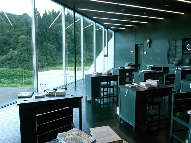 黒板の教室