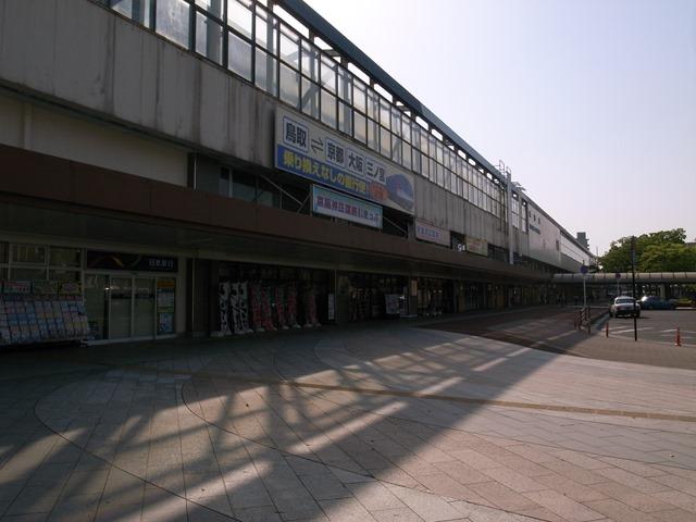鳥取駅駅舎