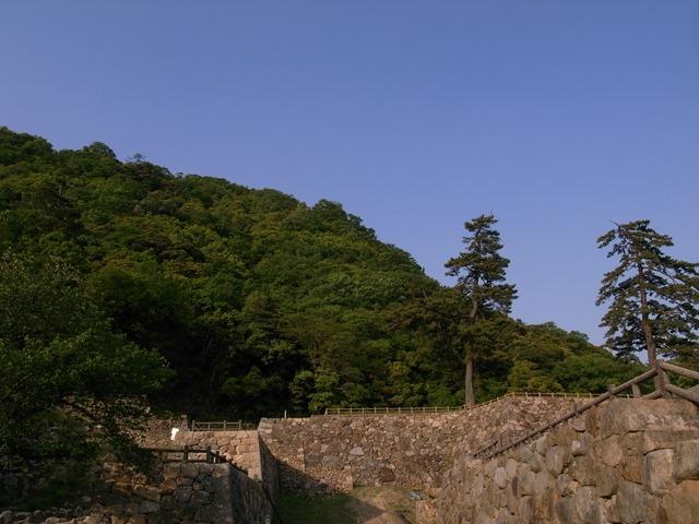 久松山鳥取市