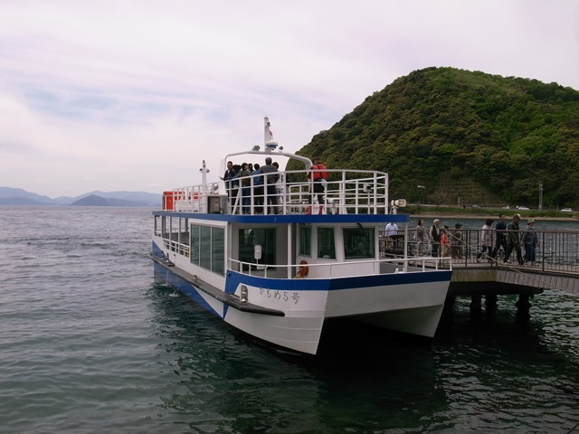 伊根湾めぐり遊覧船乗船感想