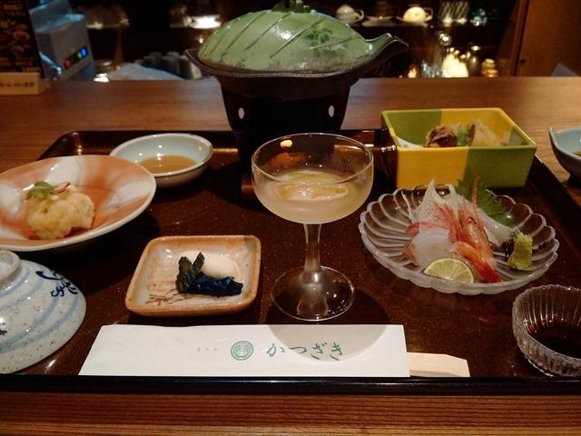 かつざき石川県料理感想