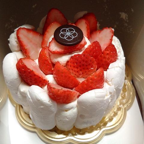 クリスタルアイスケーキ