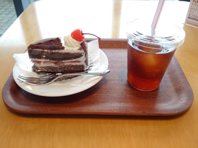 西田幾多郎記念哲学館カフェ