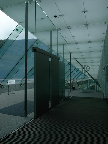 ポーラ美術館感想建物
