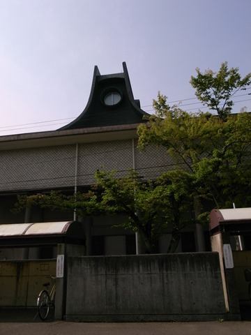 旧秋田県立美術館外観平野政吉美術館