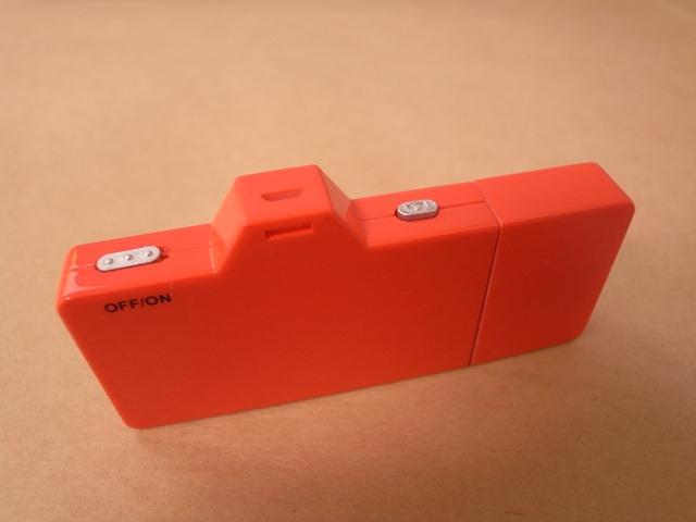USB型デジカメ使い方