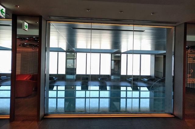 ザ・プリンスギャラリー東京紀尾井町のプール
