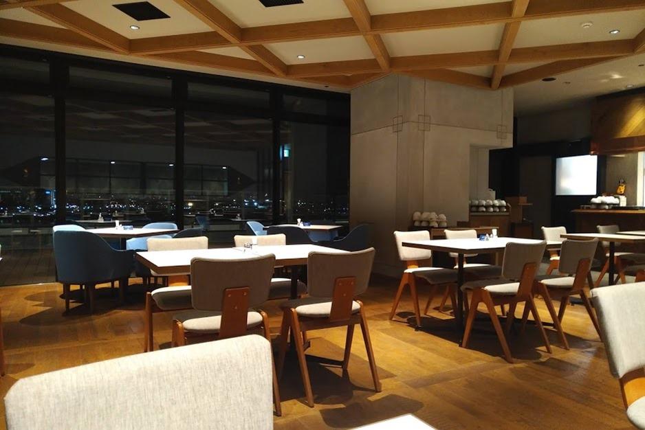 川崎キングスカイフロント東急REIホテルレストラン