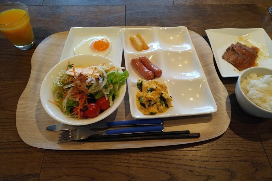 川崎キングスカイフロント東急REIホテル朝食