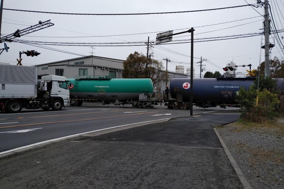川崎タンク車