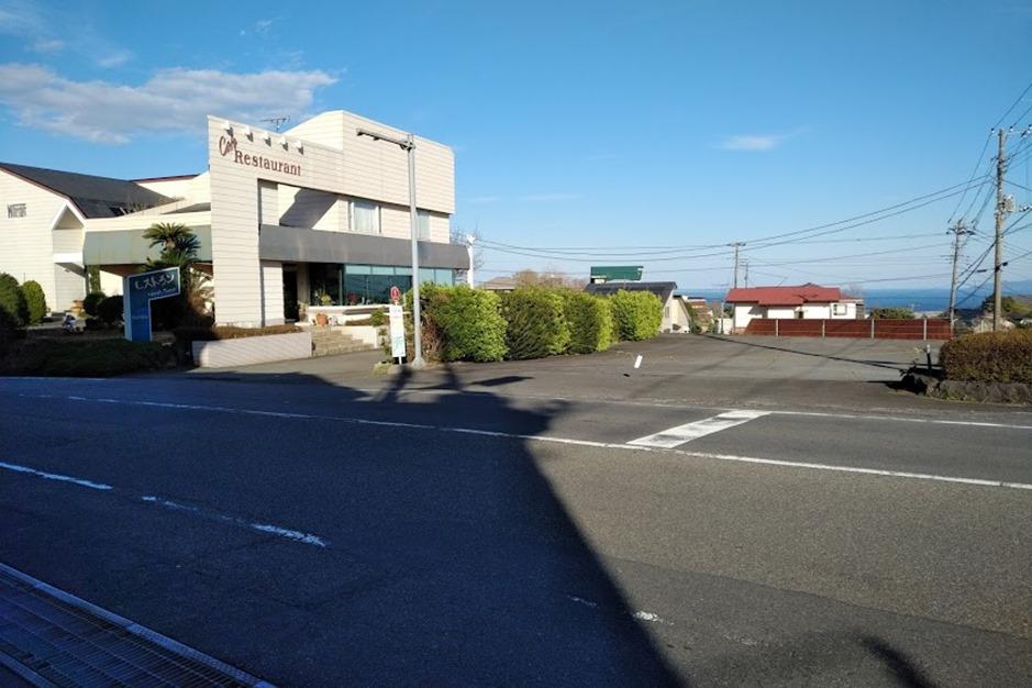伊豆高原のバス停