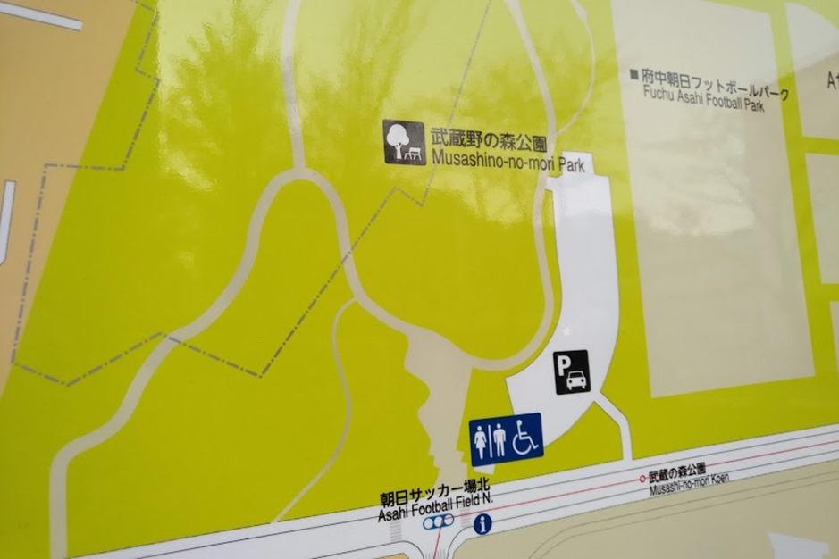 武蔵野森公園