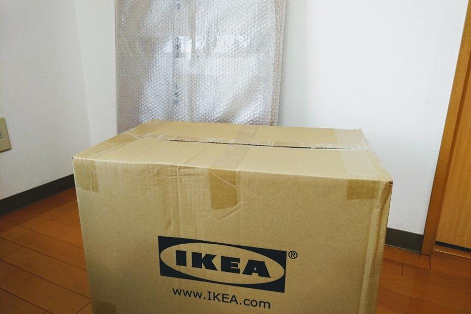 IKEAデスク
