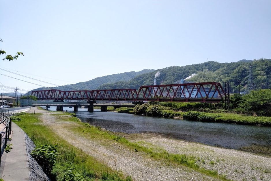 釜石市の橋