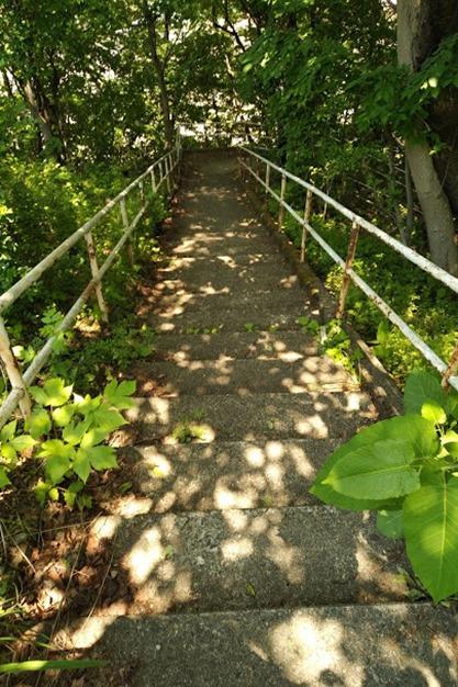 釜石大観音への道
