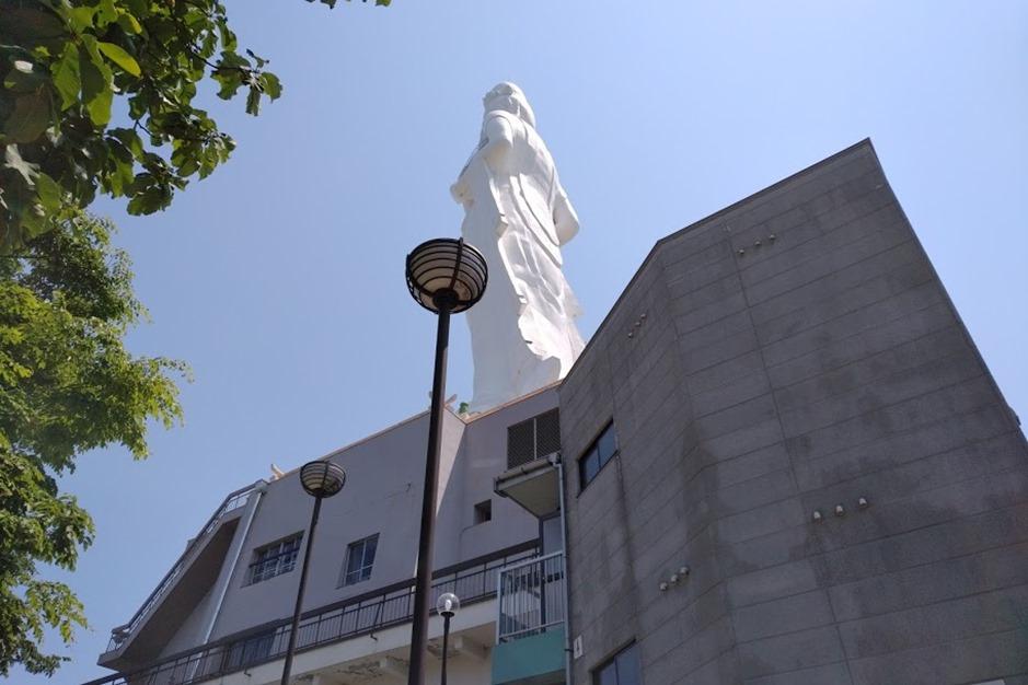 釜石大観音