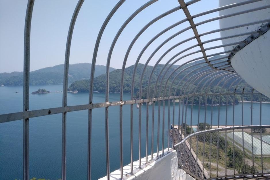 釜石大観音からの景色
