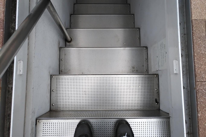 エメラルダス階段