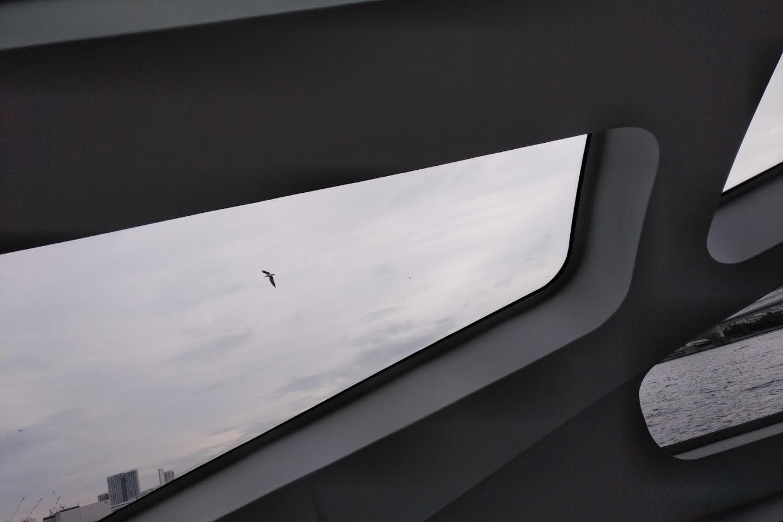 エメラルダスの窓
