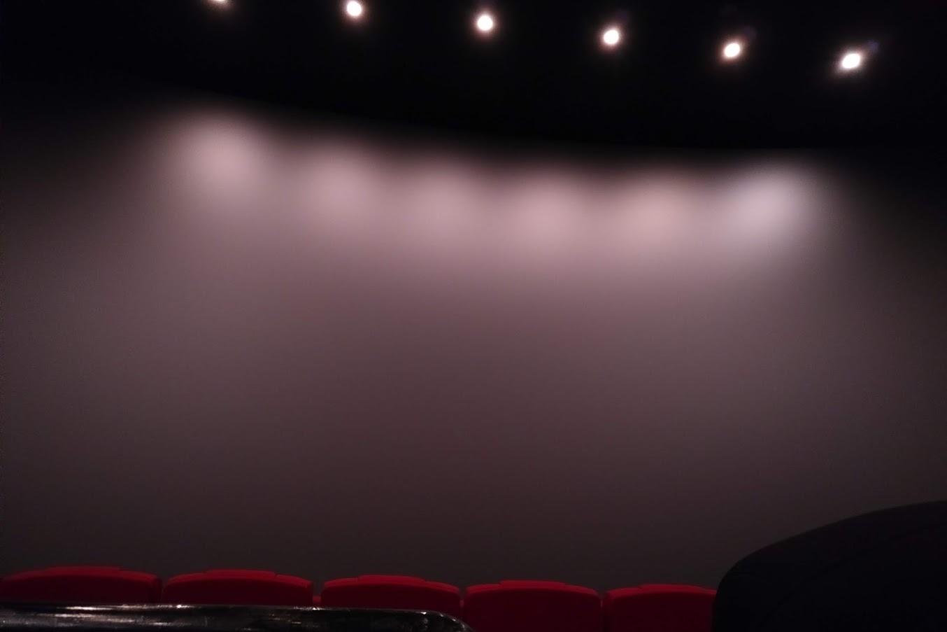 IMAX座席