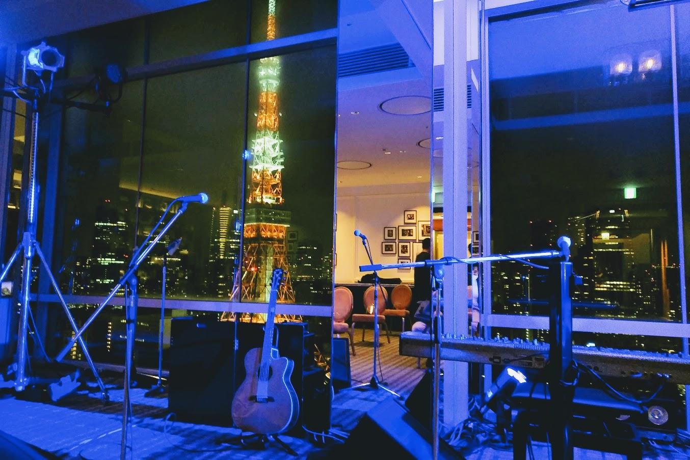 ザ・プリンスパークタワー東京33階