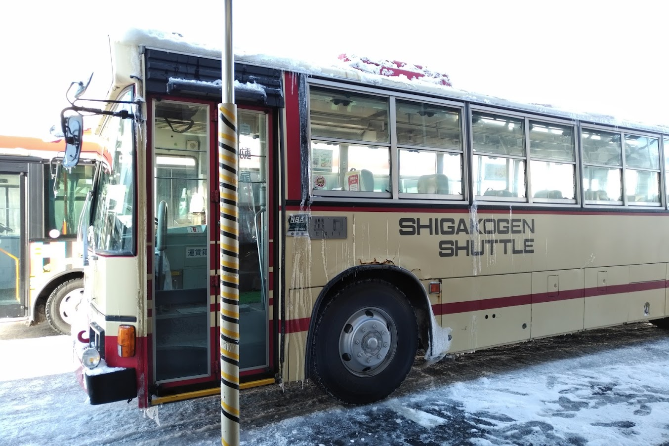 湯田中駅バス