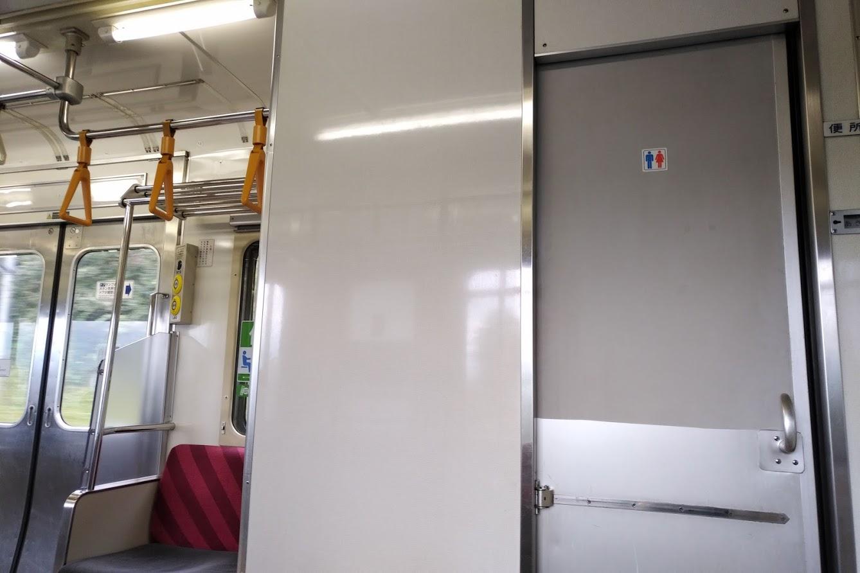 中央本線トイレ